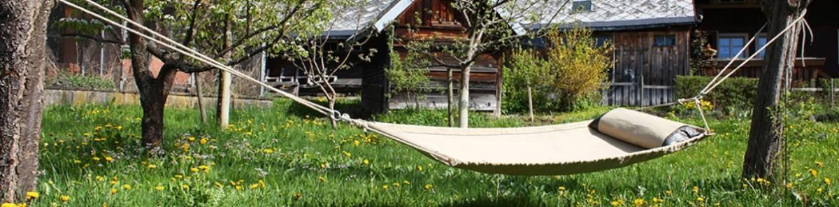 Outdoor-Living im Heimatwerk Draußen ist...