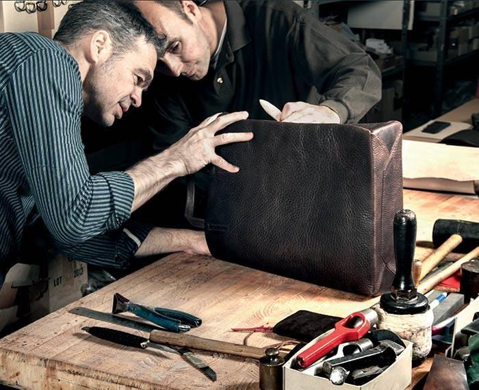 Taschen und Shopper im Heimat-Werk