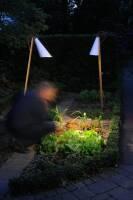 Gartenleuchte PIT Out von DOMUS - weiß