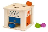 SELECTA  belly button Sortierbox - Tiermotive Sortierbox