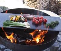 Feuerschale von raumgestalt ideal fürs Outdoor Cooking