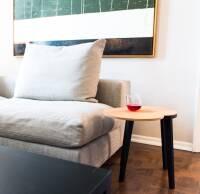 Table - Chair- von raumgestalt- Ablage vergrößerbar und Hocker