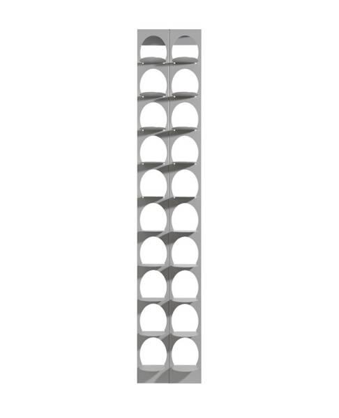 Schuhregal Steps von motherandson aus Stuttgart zehner silber