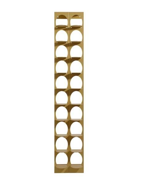 Schuhregal Steps von motherandson aus Stuttgart zehner gold