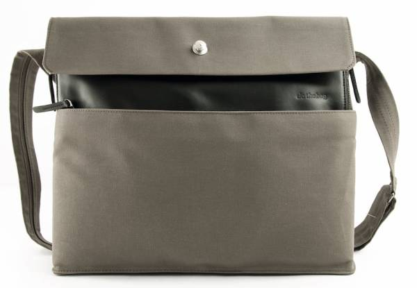 dothebag mailbag messenger black-khaki M