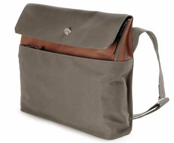 dothebag mailbag Shopping Shopper cognac-khaki