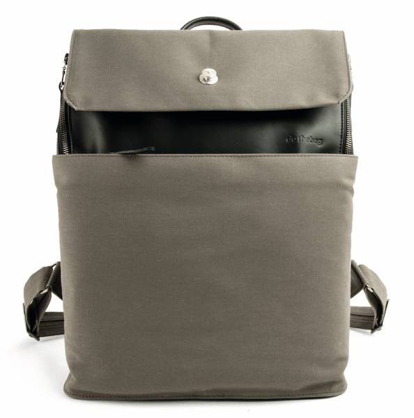 dothebag mailbag Rucksack black-khaki
