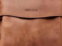 dothebag raboison taschen - raboison bag upend Hochformat toro natur M- 23 x 31 x 7 cm
