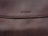 dothebag raboison taschen - raboison bag upend Hochformat toro braun S- 21 x 24 x 7 cm