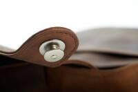 dothebag raboison taschen - raboison bag upend Hochformat toro braun M- 23 x 31 x 7 cm