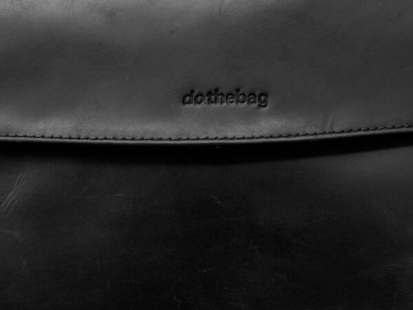 dothebag raboison taschen - raboison bag upend Hochformat toro schwarz L- 26 x 35 x 8 cm